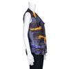 SALE! Sleeveless Patterned Vest Top by Karaka