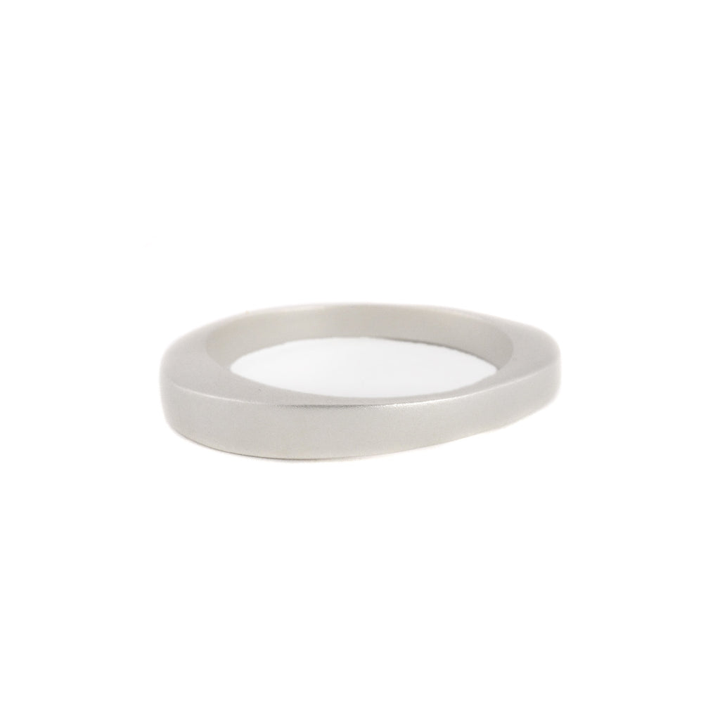 Small Torque Stacking Ring by Marion Cage