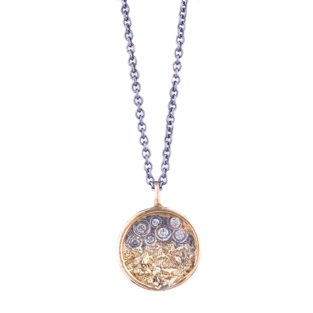 NEW! Traveler's Coin Necklace by Kate Maller