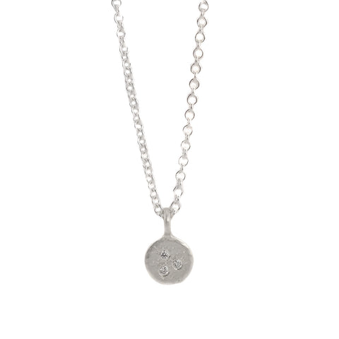NEW! Medium Treasure Coin Necklace by Sarah Swell