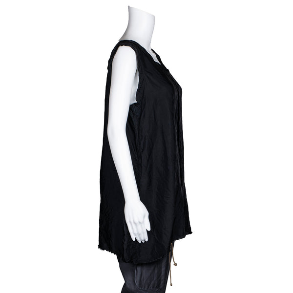 NEW! Harper Tunic in Black by Skif