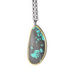 NEW! Organic Turquoise Necklace by Ananda Khalsa