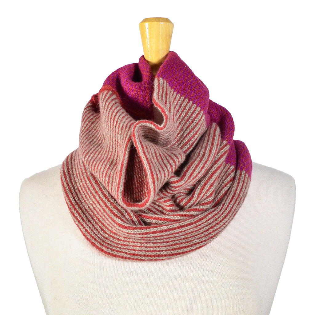 NEW! Union Cowl Scarf in Multiple Colors by Isobel & Cleo