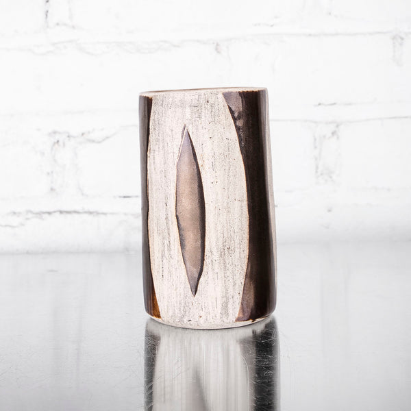 NEW! Small Metallic Limbo Vase by Mirena Kim