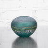 NEW! Moorland Small Round Bud Vase by Teign Valley Glass