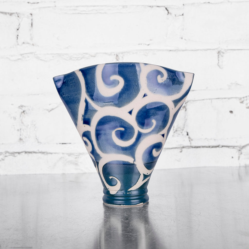 NEW! Ellipse Vase by Liz Kinder