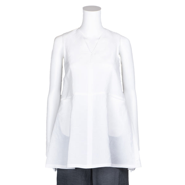 NEW! Vera Tunic in White by Shosh
