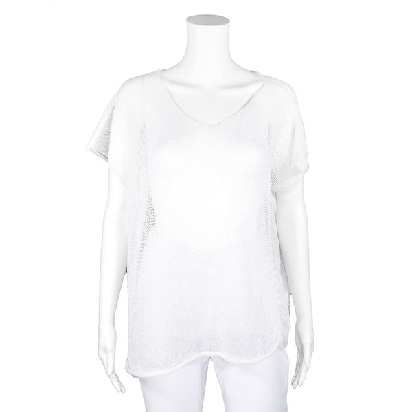 SALE! Mara Top in Black or White by Pico Vela