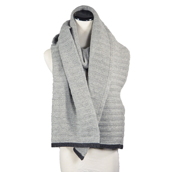NEW! Chunky Weight Textured Scarves in Multiple Colors by Katie Mawson
