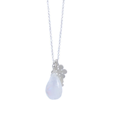 NEW! Wisteria Cluster Charm Necklace by Ananda Khalsa