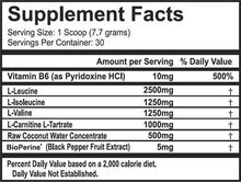 BCAA Complex - Pineapple