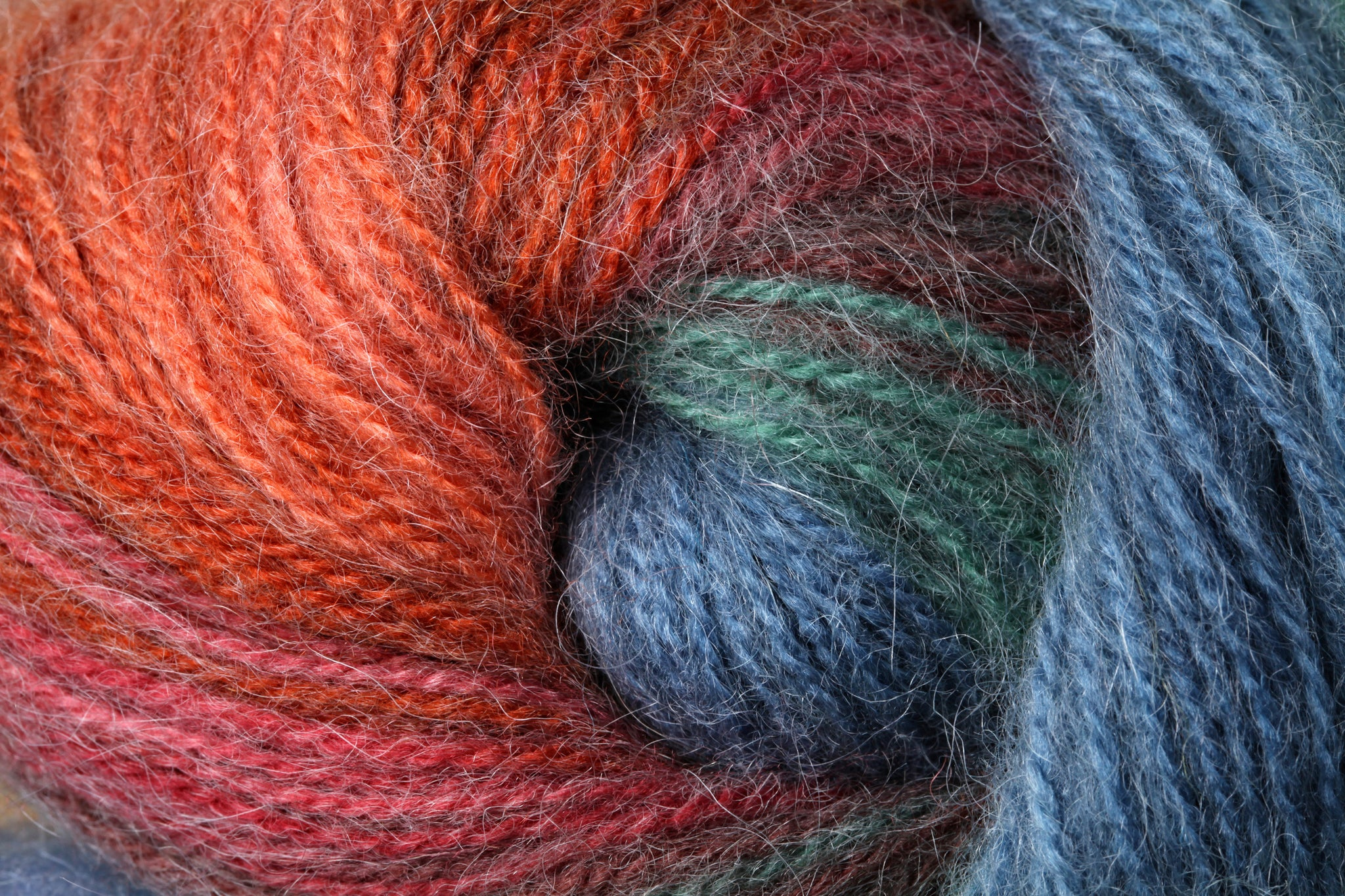 Colored Yarn - Teal Yarn, Blue Yarn, Red Yarn