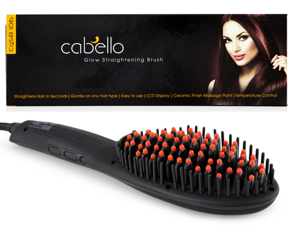 Cabello Glow Straightening Brush