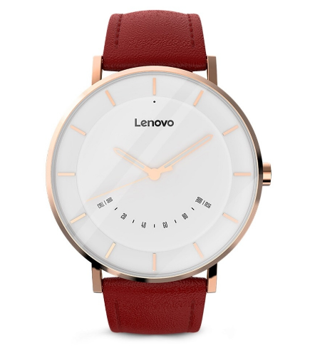 Lenovo Watch S Smartwatch-Classic - smart watch
