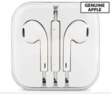 Apple Genuine Earpods with 3.5mm Plug - earbuds