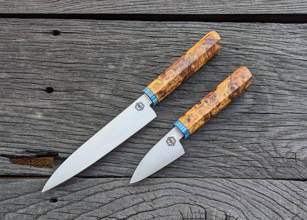 Pair of Petty Knives