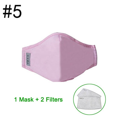 Mouth-muffle bacteria proof Flu Face masks - Divn$ProV