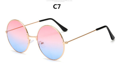 Women Fashion Marine Sunglasses Mirror UV400 - Divn$ProV
