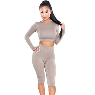 Women's 2 Piece Autumn Tracksuit - Divn$ProV