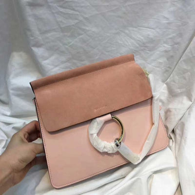 Designer Suede Leather Crossbody Shoulder Bags - Divn$ProV