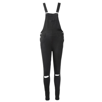 Women New Overalls Strapless Jumpsuit - Divn$ProV