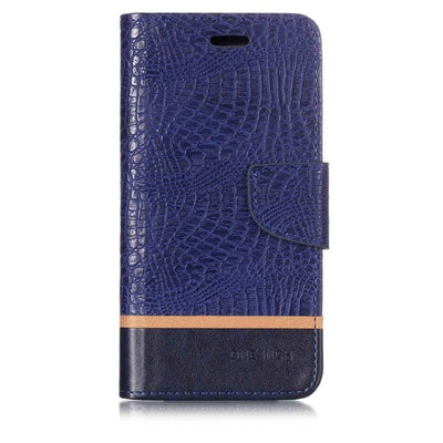 Luxury Retro crocodile PU leather flip case for iphone 6 - iPhone XR/XS MAX - Divn$ProV