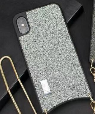 Glitter Unique Crossbody Phone Case w/Long Chain For IPhone 6 - XR/XS MAX - Divn$ProV
