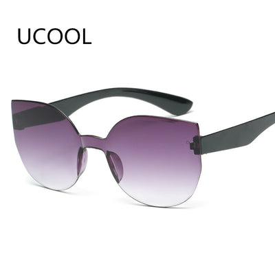 Women Vintage Brand Designer Coating Sun Glasses UV400 - Divn$ProV