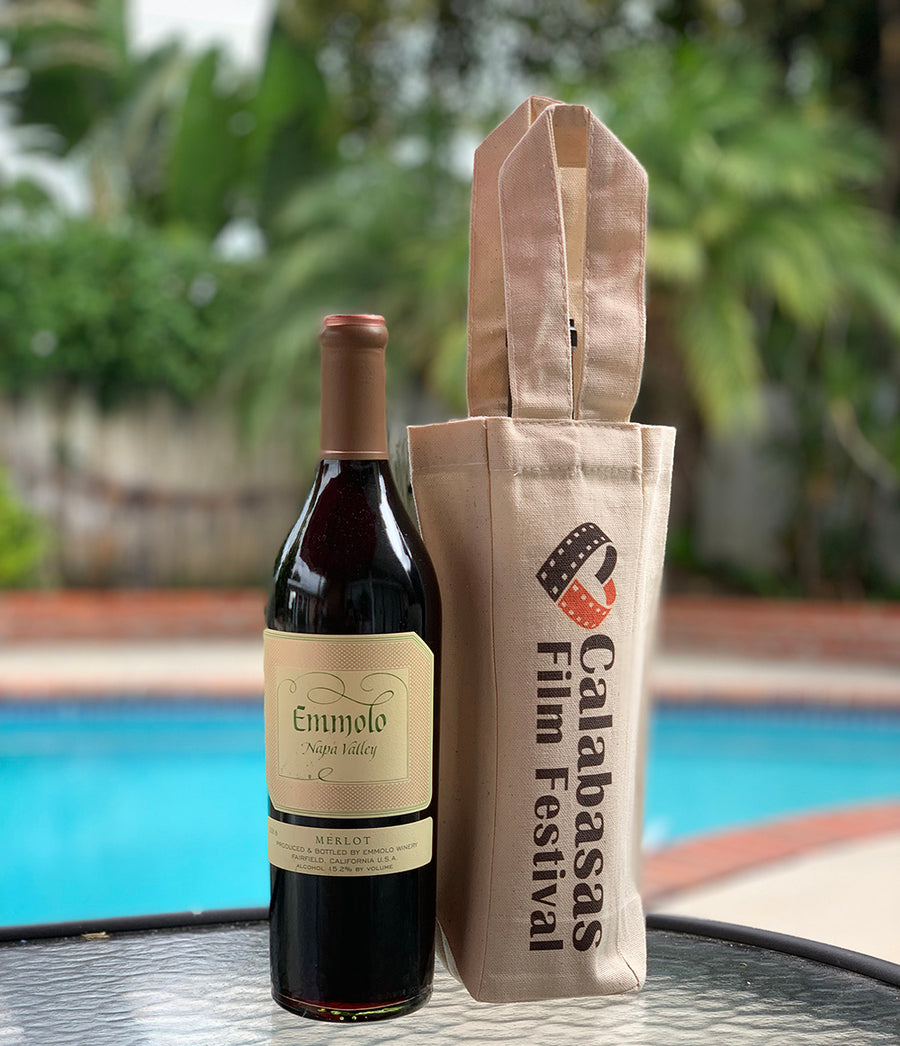 CFF Official Wine Bag