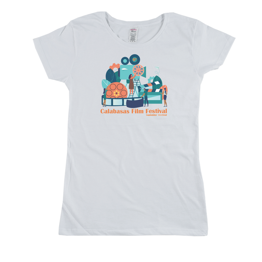 CFF Ladies T-Shirt