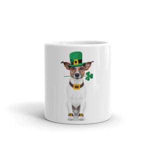 Irish Dog Mug