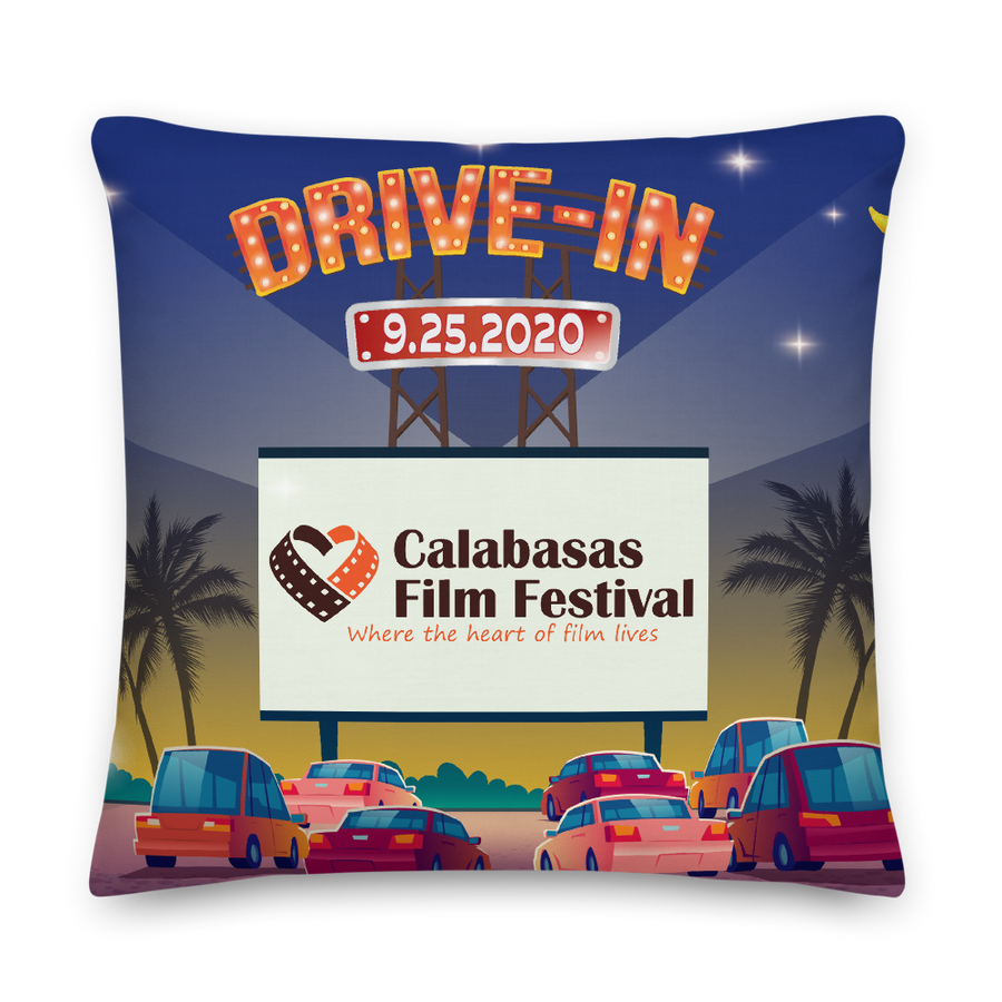 Drive-In Pillow