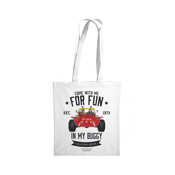 Cotton Bag - Watch Out, We're Mad - Bud Spencer®