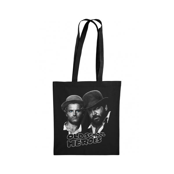 Borsa in cotone - Old School Heroes - Bud Spencer®