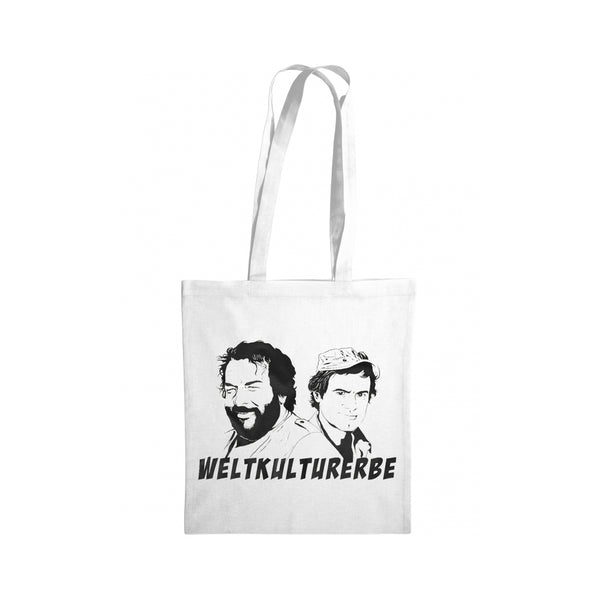 Cotton Bag - Weltkulturerbe - Bud Spencer®