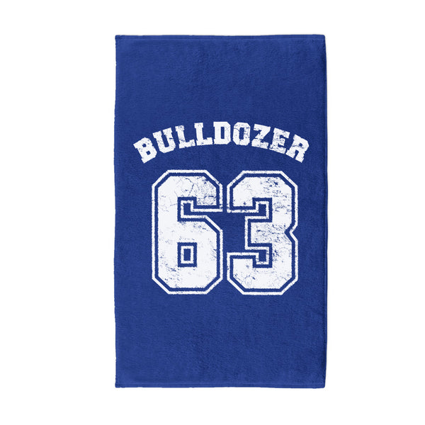 Bulldozer 63 - Bath towel / Beach towel (100 x 170cm) - Bud Spencer®