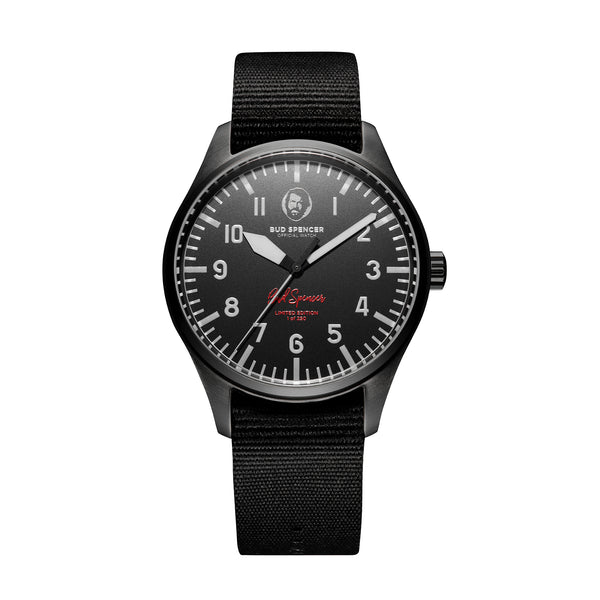 Bud Spencer Pilot Watch