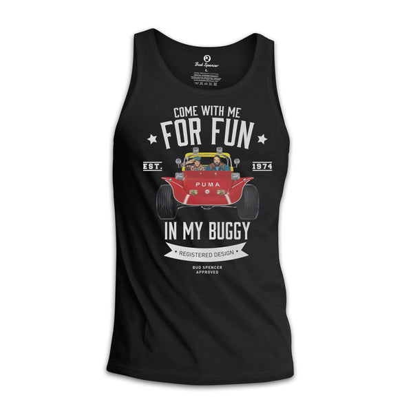 Watch Out, We're Mad - Tank Top - Bud Spencer®