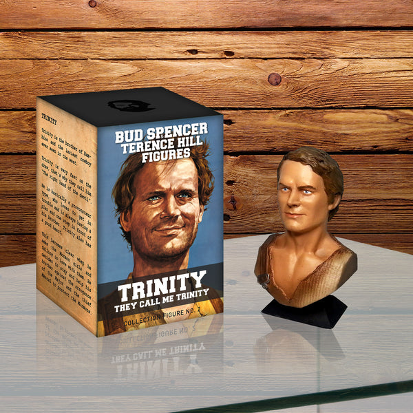 Trinity - Bud Spencer & Terence Hill Figure Collection - No.2 (Trinity)