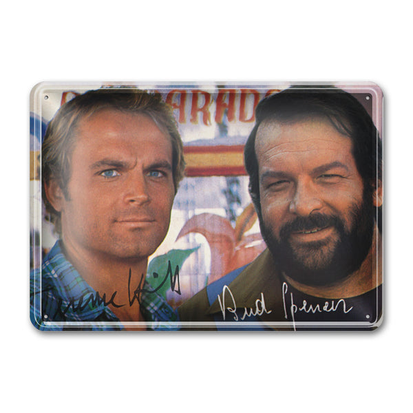 Watch Out, We're Mad - Tin Sign (30x23cm) - Bud Spencer®