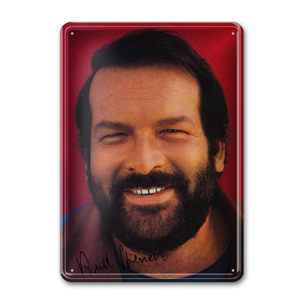 Bud Spencer - Tin Sign (30x23cm) - Bud Spencer®
