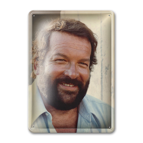 Flatfoot - Tin Sign (30x23cm) - Bud Spencer®