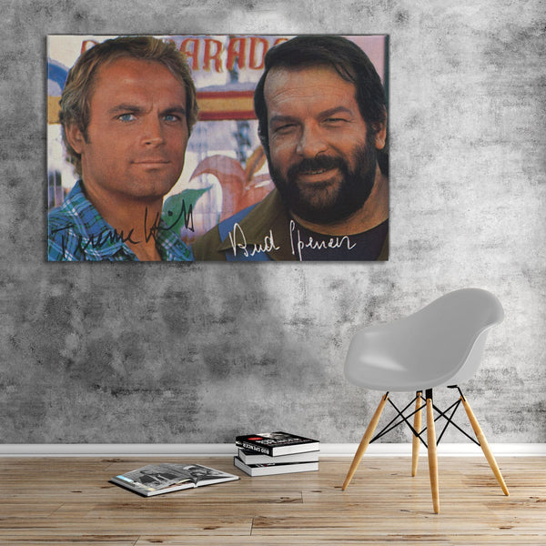 Canvas - Watch Out, We're Mad - Bud Spencer®