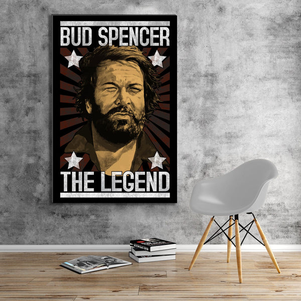 Canvas - LEGEND - Bud Spencer®