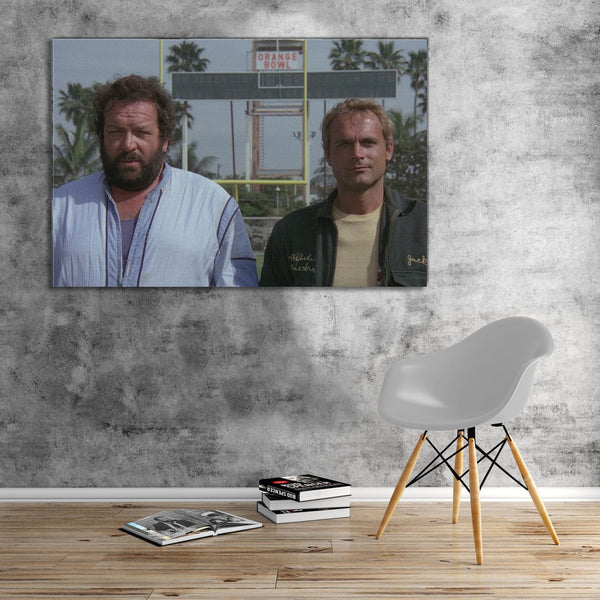 Canvas - Crime Busters - Bud Spencer®