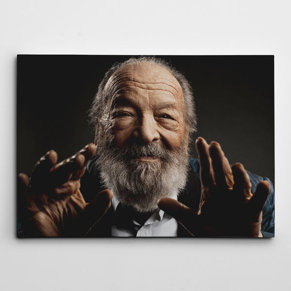 Canvas - Carlo Pedersoli 03 - Bud Spencer®