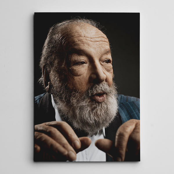Canvas - Carlo Pedersoli 04 - Bud Spencer®
