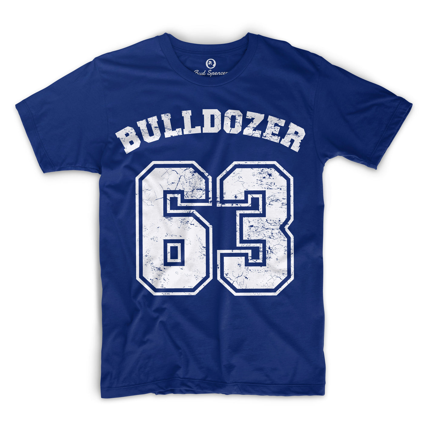 Bulldozer 63 T Shirt Bud Spencer