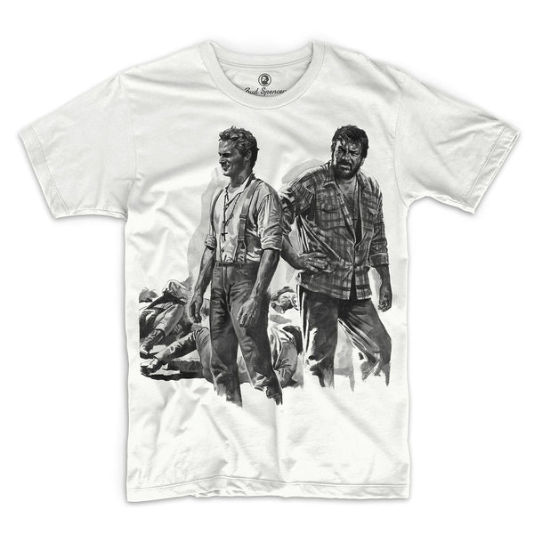 All the Way Boys! - T-Shirt - Bud Spencer®