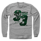 Jamal Adams Men's Long Sleeve T-Shirt | 500 LEVEL
